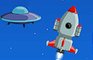 I Am Flying To The Moon Play Free Games
