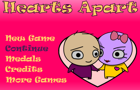 Hearts Apart by Flashegames