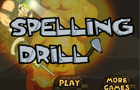 Spelling Drill by Flashegames