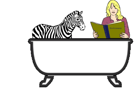Zebra Jokes: Blonde Jokes