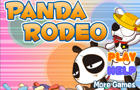 Panda Rodeo by Flashegames