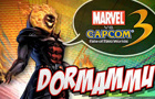 Dormammu Soundboard by JuneLinMilliam