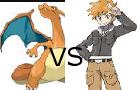 Charizard vs. Gary by Toakz