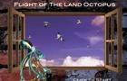Flight of the LandOctopus