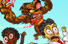 Brainless Monkey Rampage by BeefMonkeys