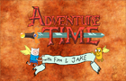 Adventure Time Tribute by CartoonHunter