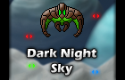 Dark Night Sky by satyre