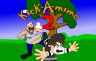 kick-A-mime 2 by blackcrocus