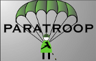 Paratroop by karlwithak