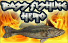 Bass Fishing Hero by adjua