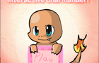 Interactive Charmander by chibixi
