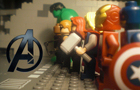 The Avengers: Legofied by RyderOmega