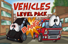 Vehicles Level Pack by NewStage