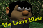 The Animated Lions Blaze by Jatha