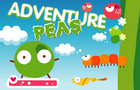 Peas Adventure by jwkk