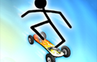 Stickman Mountainboard by NOXGAMES
