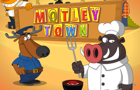 Motley Town by gamezhero