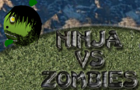 Ninja Vs Zombies by tremorgames