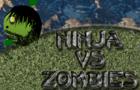 Ninja Vs Zombies