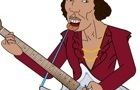 Hey Jimi Hendrix! by RodverAnimaciones