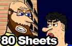 80 Sheets 2 'Panty Raid' by JethroStudios