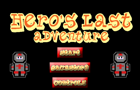 Hero's Last Adventure by FlyingMopDog