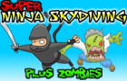Super Ninja Skydiving by RybramDotCom