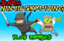 Super Ninja Skydiving