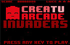 Creatuarcade Invaders