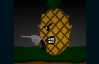 Pineapple's Last Stand by ejfrancis