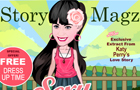 Katy Perry Dress Up by smilesoft