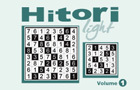 Hitori Light Vol 1 by Conceptis