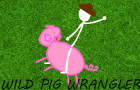 Wild Pork Wrangler by StickRunningSupreme