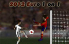 2012 Euro football 1 on 1 by AdelPiero