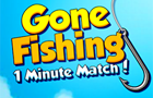 Gone Fishing - 1 minute m by kazama-bee