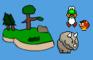 Yoshi's Survival Island