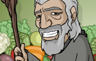 Cooking with Gandalf by Elvidian