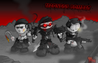 Madness E collab 2 by juanford66