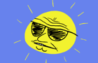 The Sun's Coolness