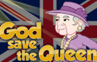 God Save the Queen by inkspotgames