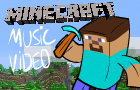 Minecraft music video