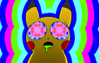 Pikachu on Acid by high5toons