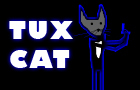 Tux Cat by Emby
