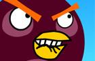 Angry Black Bird Jack