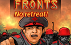 Fronts - No retreat! by wootra