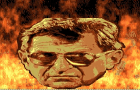 Joe Paterno in Hell by mommygene666