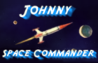 Johnny Space Commander by eschoell