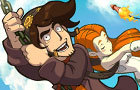 Deponia by Daedalic
