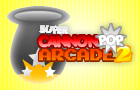 Super Cannon Pop Arcade 2