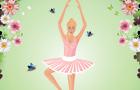 Ballerina Dressup Game
